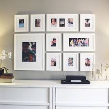 cool photo gallery wall idea 85 creative and for 2018 shutterfly wallpaper layout template frame set tip stair
