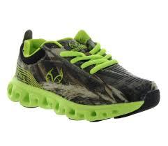 Realtree Firefly Kids Camo Tennis Shoes