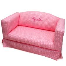 Couches for kids Wayfair Personalized Kids Sofa With Boxed Skirt Neat Stuff Gifts Kids Sofa Wboxed Skirt Kids Couches Personalized Gifts