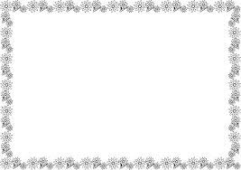 春の花の飾り枠01 アークトーチス 花の無料イラスト素材 イラストポップ
