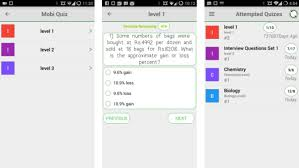Online Quiz Templates Magnificent 48 Quiz And Trivia App Templates For Android Tech Buzz Online