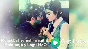 Heart Touching Song New Whatsapp Status ...
