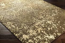dark brown area rug abstract solid
