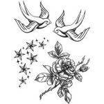 Tetování Růže Na Ruku