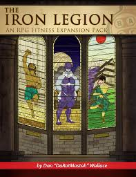 the iron legion cover