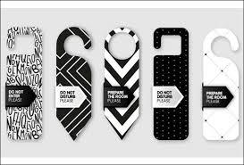 Design Door Hanger Interesting Ideas