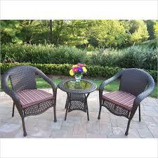Marvelous Decoration Overstock Com Patio Furniture Super Cool Three Piece Outdoor Furniture