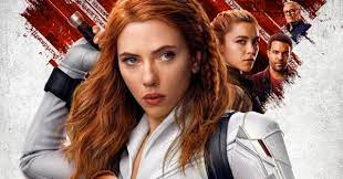 New Black Widow Poster Released By ...