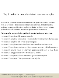 Dental Assistant Resumes Best Of Writing Science Reports Owled Line