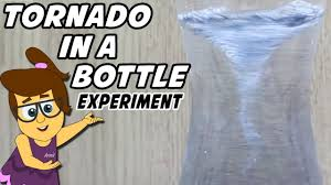 Science Experiments How To Make A Tornado In A Bottle