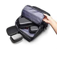 <b>STARTRC</b> Mavic 2 Pro/Zoom EVA Battery Carrying case,3pcs x ...