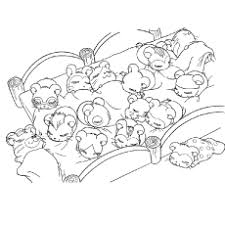 Modern Cute Hamster Coloring Pages Printable For Funny Top 25 Free