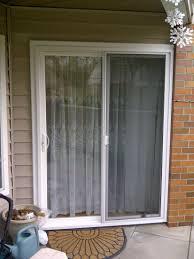 elegant home depot sliding patio 3 panel sliding glass door for 3 panel patio