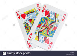 King And Queen Of Hearts Designs King And Queen Of Hearts Stock Photos King And Queen Of