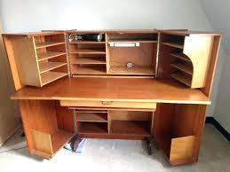 Hideaway desks home office Ideas Hideaway Office Desk Hideaway Desk Apartments Solid Wooden Hideaway Desk Bureau Loads Of Storage Lockable Hide Hideaway Office Desk Autotradersclub Hideaway Office Desk Hideaway Desks Home Office Hidden Home Office