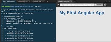 Angular 2 Quickstart on Cloud 9 | Zeb's Tech Blog