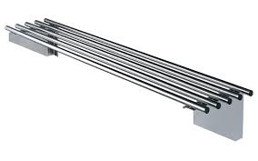 stainless steel wall shelf 600mm