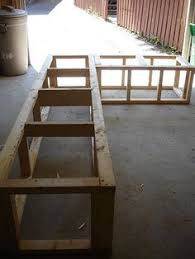 HOW TO BUILD A TIMBER DECK WITH A BENCH SEAT  YouTubeHow To Build A Seating Bench