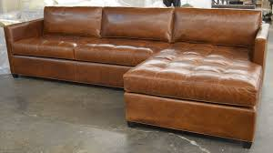 vintage leather couch. Right Front View Of The Arizona Leather Sofa Chaise Sectional In Italian Brompton Classic Vintage Couch