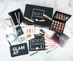 boxycharm december 2018 boxyluxe review