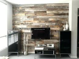 accent wall out of wood pallets wall out of pallets wood wood pallet accent wall tutorial