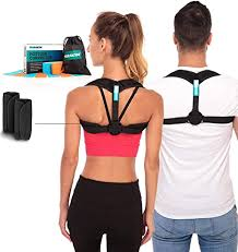 Marakym <b>Posture Corrector</b> – <b>Adjustable</b> Clavicle Brace to ...