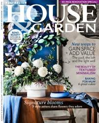 Small Picture Australian House amp Garden Magazine May 2017 issue Get your