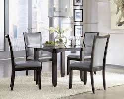 colored leather dining room chairs refrence 45 fresh ashley furniture round dining table