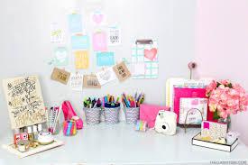 chic diy wall organizer desk accessories back to school idea with diy office desk organizer