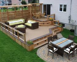 wood patio ideas. Designs For Backyard Patios Chic Wood Patio Ideas 17 Best About Small I