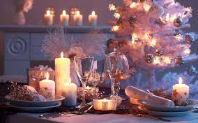 Indonesian Table Setting 5 Charming Table Setting Ideas For Christmas Glamasia Glamasia