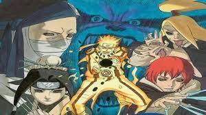 Naruto Shippuden Manga Chapter 515-524 The Great War Begins   ナルト- 疾 風伝 -  Naruto TV