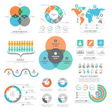 Useful Charts Useful Charts For Infographics Vector Premium Download