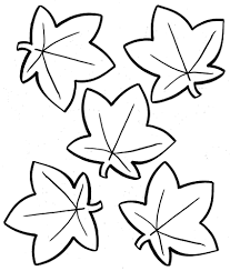 Small Picture click the letter l is for leaf coloring pages simple leaves