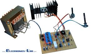 vdc stabilized power supply current control a psu