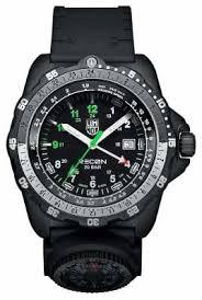 luminox watches official uk retailer first class watches luminox mens recon nav spc black green watch a 8832 mi