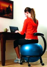 desk chair yoga ball um size of desk ball vs desk chair office in your