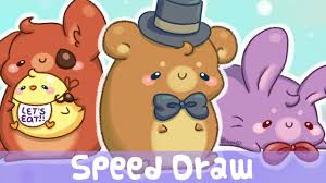 sd drawing five nights at freddy