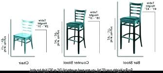 counter height stools dimensions.  Stools Bar Height Stools Dimension Stool Vs Counter Dimensions With Counter Height Stools Dimensions T