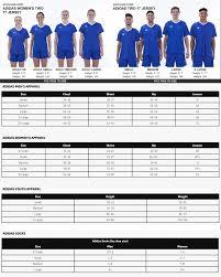 Veracious Mls Jersey Size Chart 2019