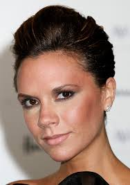 Victoria Beckham's Formal Hairstyle (Next Up: Her Iconic Shag ... - victoria-beckham-pouf-hair