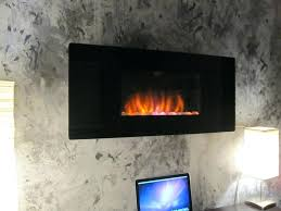 large image for wall hanging electric fireplace dimplex mount reviews napoleon canada sonora