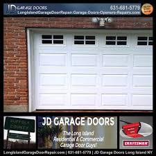 Long Island Garage Doors Openers Repairs Suffolk County NY