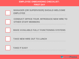 New Hire It Checklist The Complete Employee Onboarding Guide Sweetprocess