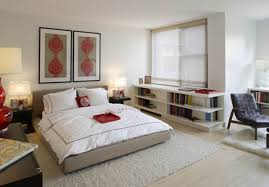 Bedroom:Apartment Apartment Decorating Ideas On A Budget Living Room  Throughout Apartment Bedroom Office Regarding