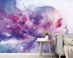 beibehang 3d wallpaper Symphony hand ...