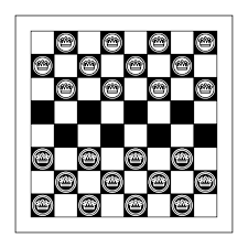 Small Picture Board game clipart black and white collection