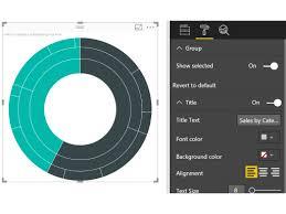 Multi Layer Donut Chart Microsoft Power Bi Community