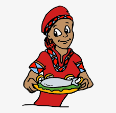 pizza chef clipart 20 african culture art clipart no background transpa png