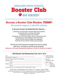Ashland School District Booster Club